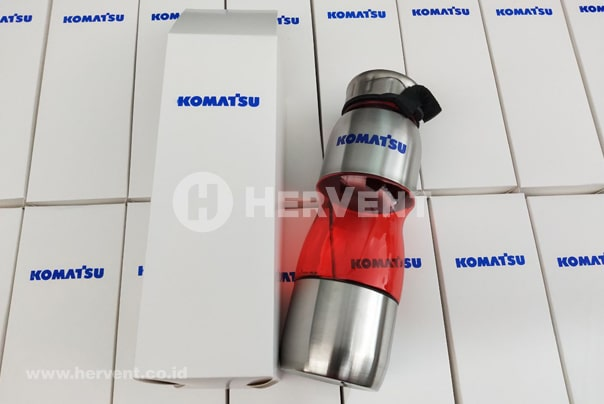 souvenir tumbler botol custom