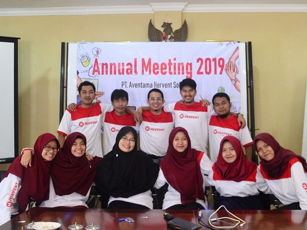 Annual Meeting Hervent 2019