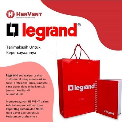 Paket Seminar Kit Project Legrand